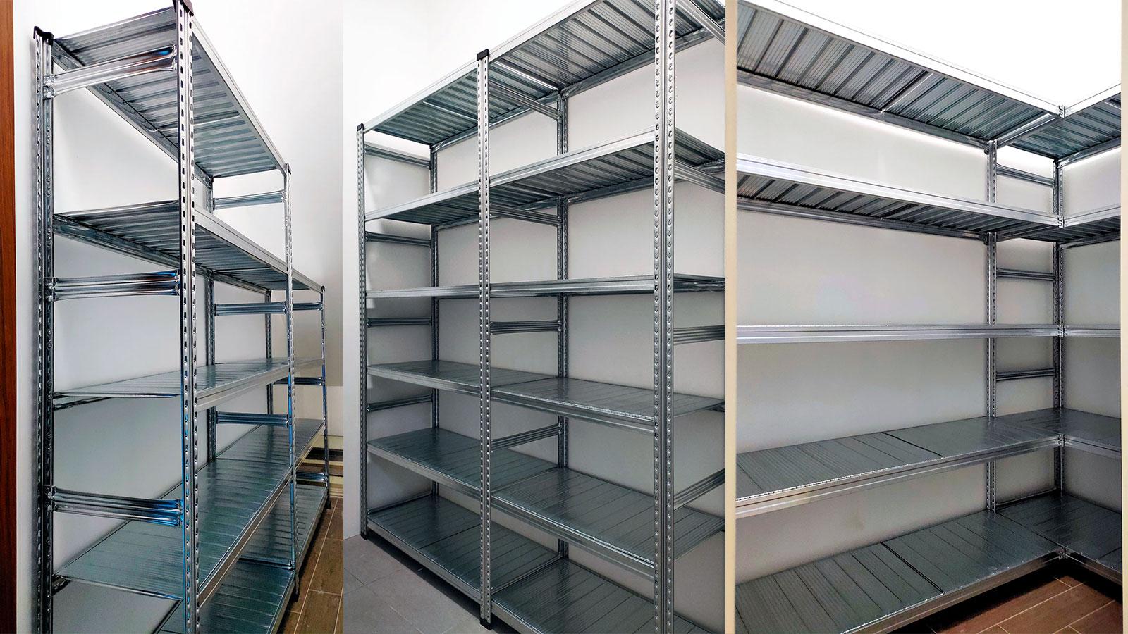 racking system boltless rack storeroom